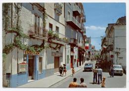 STIGLIANO, CORSO UMBERTO, VG 1980, FORMATO GRANDE    **** - Matera
