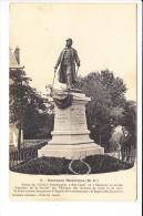 Carte De BESANCON  Historique   Statue Du Général Jeanningros ( Recto Verso ) - Besancon