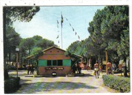 RAVENNA - MARINA DI RAVENNA - PARCO INTERNAZ. DI CAMPEGGIO - Ravenna