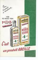 "Produits   ""  ABEILLE   ""      Polish - Wash & Clean"