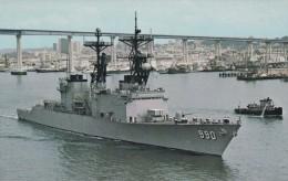 SHIPPING - U.S.S. INGERSOLL - Warships