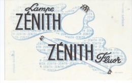 """Lampe""""    ZENITH    """"   Fluor        -   Ft  =  21 Cm X 13.5 Cm - Electricité & Gaz"""