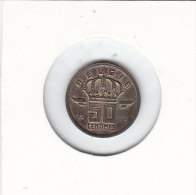 50 CENTIMES Bronze Baudouin I 1973 FL - 03. 50 Centesimi