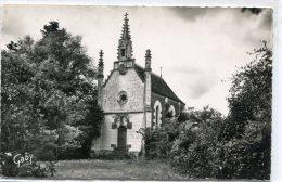 CPSM 44 SAINT ETIENNE DE MONTLUC LA CHAPELLE DU CHATEAU DE ST THOMAS 1960 - Saint Etienne De Montluc