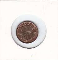 50 CENTIMES Bronze Baudouin I 1982 FR - 03. 50 Centesimi