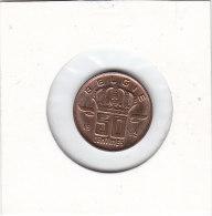 50 CENTIMES Bronze Baudouin I 1982 FL - 1951-1993: Baudouin I