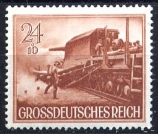 Deutsches Reich  Eisenbahngeschütz  Mi. 883  **/MNH - Treni
