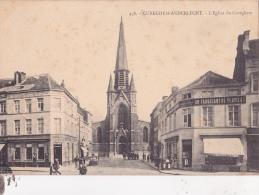 ANDERLECHT - CUREGHEM : église De Cureghem - Anderlecht