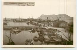 ALGECIRAS  - Darsena En El Muelle., Port. - Granada
