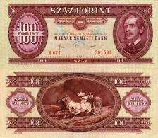 Banknote 100 Forint 1984 Ungarn Hungary Magyarorszag HUF Geldschein Bank Note Money Geld Hungarian - Ungarn