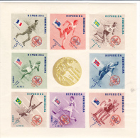 Republica Dominicana HB/8a  S/d - Dominican Republic
