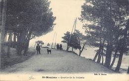 SAINTE MAXIME - QUARTIER DE LA CROISETTE - Sainte-Maxime