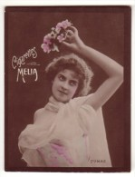 "Photo Image Cigarette Mélia Alger ""Dumas"" - Melia"