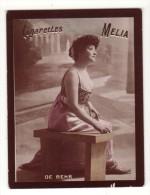 """Photo Image Cigarette Mélia Alger """"De Behr"""" - Melia"""
