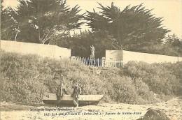 LA BERNERIE (44) SQUARE DE SAINT ANNE - La Bernerie-en-Retz