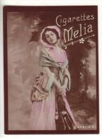 "Photo Image Cigarette Mélia Alger ""Cavalieri"" - Melia"