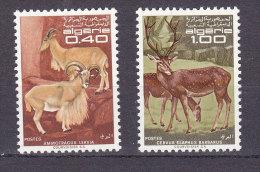 Algerie 1968 Animaux Animals MNH ** Yvert 477/78 - Non Classés