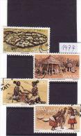 Afrique Du Sud - SWA 1977, SWA 1977 - Yvert 376/9, Oblitérée - Südafrika (1961-...)