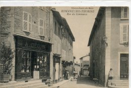 71   ROMANECHE - THORINS                        Rue Du Commerce - Andere Gemeenten