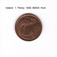 IRELAND    1  PENNY  1980  (KM # 20) - Ireland
