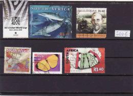 Afrique Du Sud - 2001, Oblitérés - Used - Oblitérés