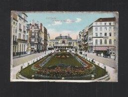Ostende Le Kursaal Et Avenue Leopold - Oostende