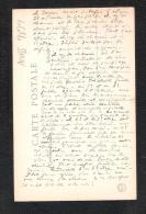 CPA 91  Monthléry La Tour + Message Historique Tres Interessant !! - Montlhery