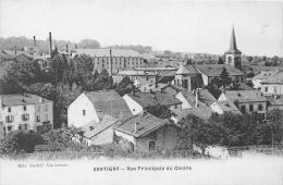 ¤¤  -  XERTIGNY   -  Vue Principale Du Centre   -  ¤¤ - Xertigny