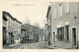 CPA 11 THEZAN AVENUE DE DONOS  Voir Descriptif - Francia