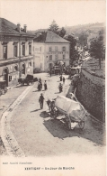 ¤¤  -  XERTIGNY   -  Un Jour De Marché  -  Café Du Commerce  -  Bureau Des Omnibus   -  ¤¤ - Xertigny