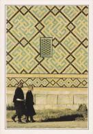 OUZBEKISTAN - Samarkand - La Madrasa - Texte Explicatif Au Verso - Non Circulée - 2 Scans - - Uzbekistán