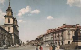 WARSZAWA ( Krakowskie Przedmiescie ) - Pologne