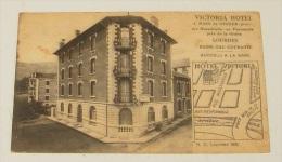 Victoria Hotel - Lourdes  ::::: Commerce - Non Classificati