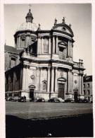 NAMUR PLACE SAINT-AUBAIN ET LA CATHEDRALE VERS 1950 - Lieux