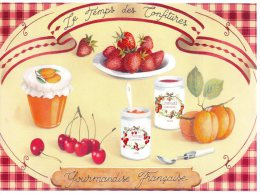LE TEMPS DES CONFITURES - Recettes (cuisine)