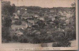 IGNY- GOMMONVILLIERS - Panorama , Petite Tache En Haut à Gauche ( Voir Scan ) - Igny