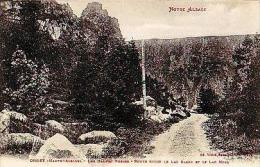 Orbey   82          Route Entre Le Lac Blanc Et Le Lac Noir  . - Orbey