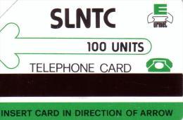 SIERRA LEONE SLNTC 100U URMET UT - Sierra Leone