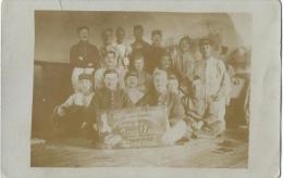 carte postale/Militaria/Atelier s des tailleurs/ Classe 1907-1908/101�me/vers 1910-1920   PH123