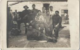 carte postale/Militaria/Chemino ts ? /vers 1910-1920   PH124
