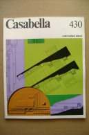 PBX/56  CASABELLA N.430/1977- Livorno/Bellinzona Architettura - Arte, Architettura