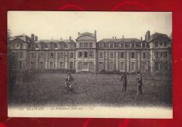 """BEAUVAIS""""la Préfecture Côté Est""""Carte Postale Ancienne Animée""""vélo"""" - Beauvais"""