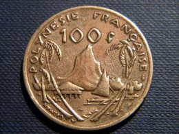 POLYNESIE FRANCAISE - 100 FRANCS 1976. - Polynésie Française