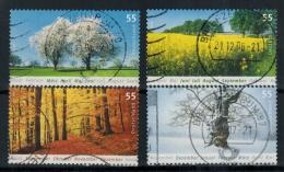 2006 , MiNr. 2574-2577 O, Satz 4 W,   Zustand: I-II - [7] West-Duitsland