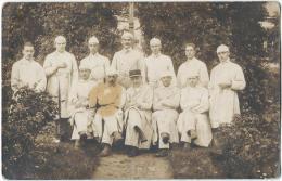 carte postale/Militaria/Groupe de Bless�s?/ R�giment 18�me  /Vers 1910-1920        PH133