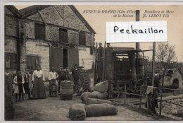 21 Auxey Le Grand, Distillerie De Marc De La Maison JH LEROY, Alambic, Bouilleur De Cru, TBE - Autres Communes
