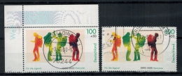 2000 , MiNr. 2118 O, 1x2118 O Mit Randstreifen   Zustand: I-II - [7] West-Duitsland
