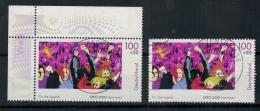 2000 , MiNr. 2117 O, 1x2117 O Mit Randstreifen   Zustand: I-II - [7] West-Duitsland