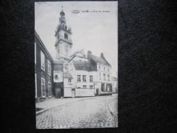 Old Postcard - Mons. Vue Du Beffroi. Ed. Phototypie Préaux Frères Ghlin. - Mons