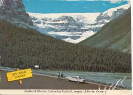 ZS42675 Columbia Icefield Jasper  Car Voiture  Stutfield Galcier   2   Scans - Jasper